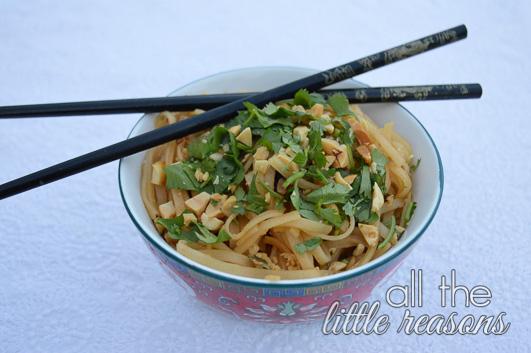 Pad Thai -6 - www.allthelittlereasons.com