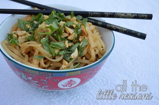 Pad Thai -9 - www.allthelittlereasons.com